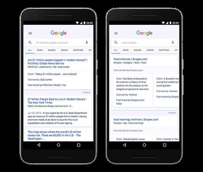haber doğrulama google