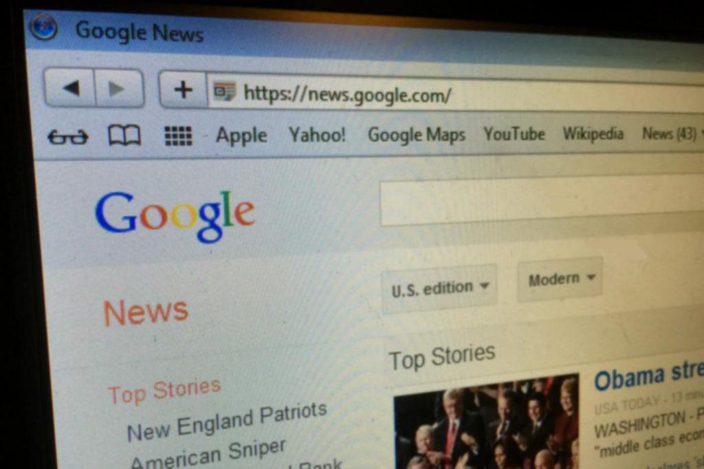 google news 1024x682 - Google Algoritmaları: 1 - Panda Güncellemesi