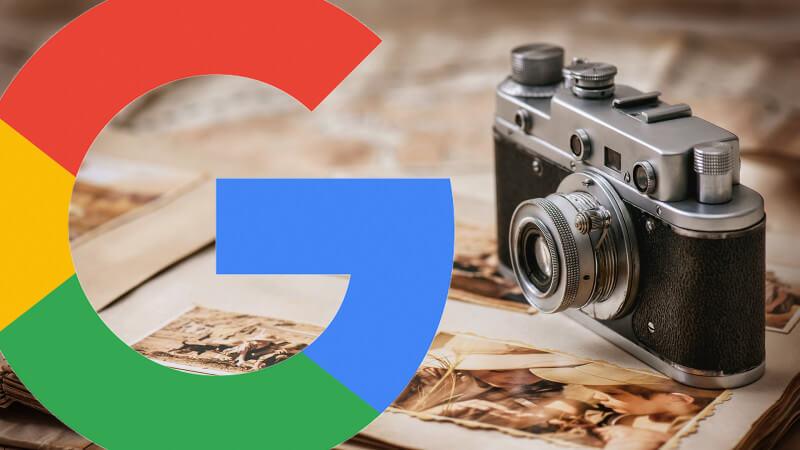 google photos images camera ss 1920 800x450 - Google Mobil için Görsel Aramalara Rozet Güncellemesi Getirdi.