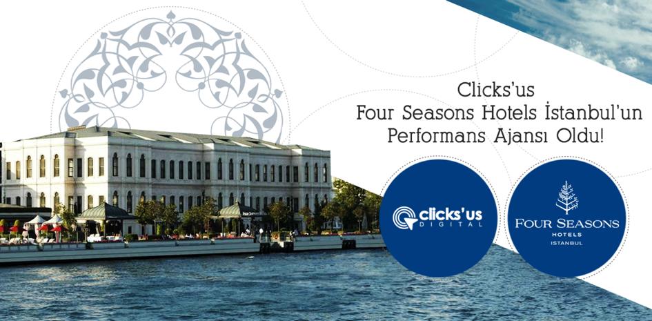 Resim1 - Four Seasons İstanbul Sosyal Medyada %31 Büyüdü!