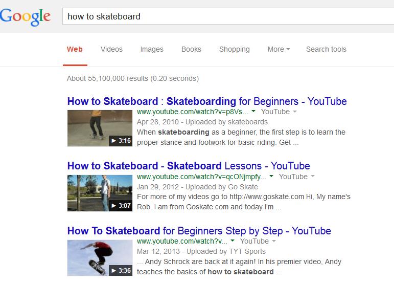 google_video_sonuçları