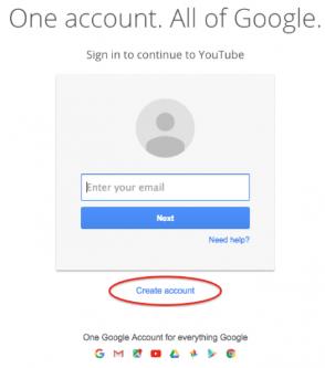 İşletmeler İçin YouTube Hesabı Nasıl Oluşturulur?
