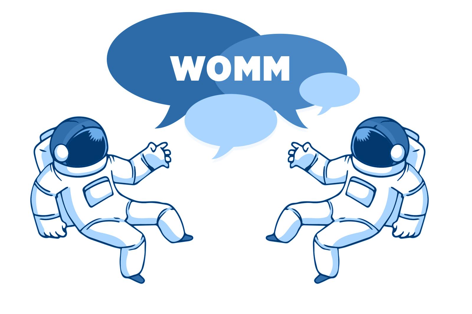 WOMM 1600x1067 - Sosyal Medya Yönetimi