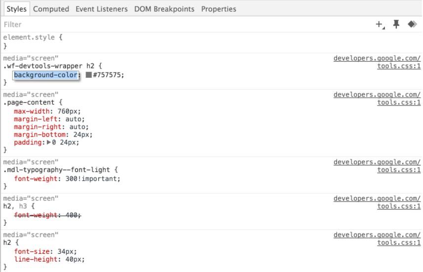 Chrome Geliştirici Araçları Hakkında Detaylı Rehber